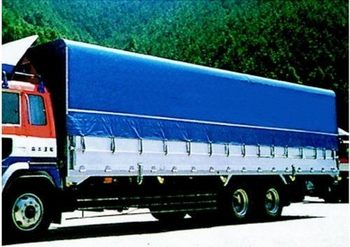 Tarpaulin Truck